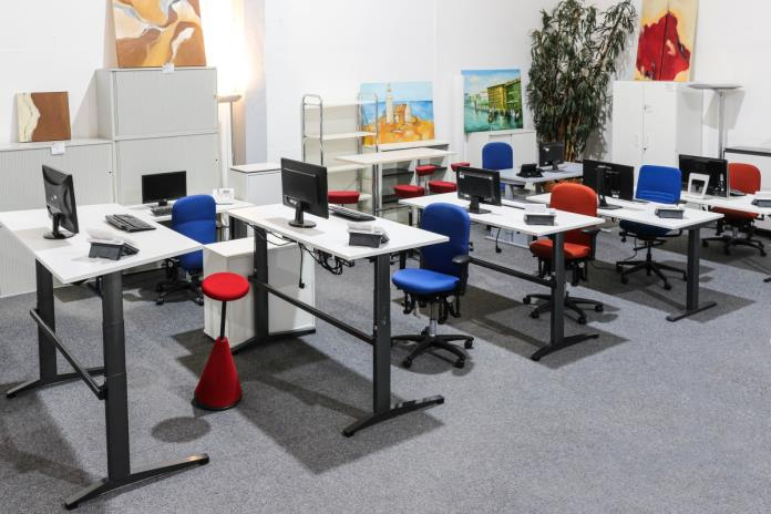 office-4-sale Büromöbel GmbH - Standort Mühlenbeck (bei Berlin ...
